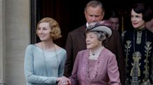 Maggie Smith Loves to Look at Cat Memes and Play Bananagrams on the Set of Downton Abbey