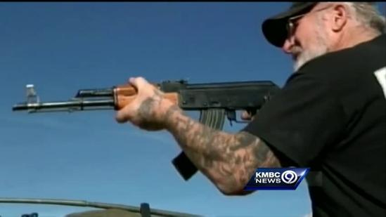 Proposed ban sparks new interest in military-style guns