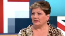 Labour would not work with Donald Trump, Emily Thornberry tells GMB