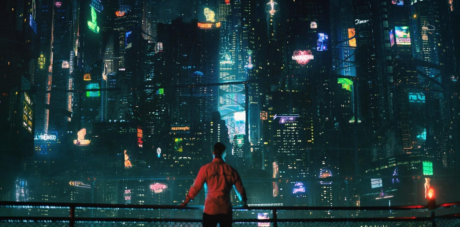 'Altered Carbon' is more than just a 'Blade Runner' ripoff | Engadget