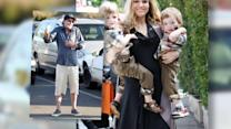 Brooke Mueller Loses Custody of Charlie Sheen's Kids