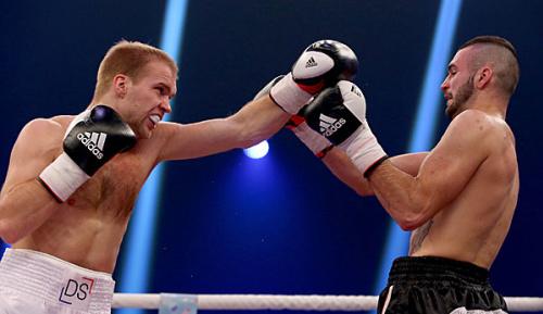 Boxen: Wegner trainiert Härtel - für WM-Kampf?