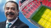 Fulham owner makes bid to buy Wembley Stadium