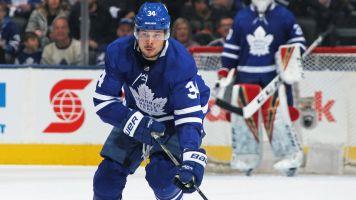 Matthews, Leafs making progress on extension