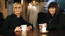 Dawn French pays tearful tribute to Vicar of Dibley's Alice Tinker