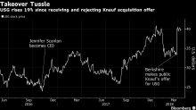 Buffett Joins USG Shareholder Revolt as Berkshire Seeks Exit