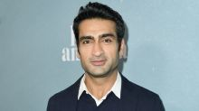 Kumail Nanjiani was hesitant to post shirtless photo: 'I was like, I don't really look that good'