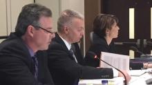 NB Power witnesses at rate-hike hearing challenged about executive pay raises