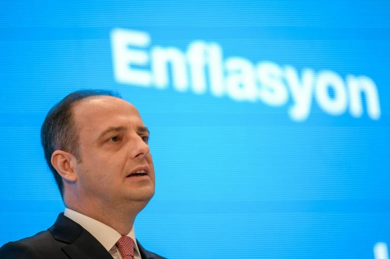 Turkey sacks central bank chief amid economic crisis