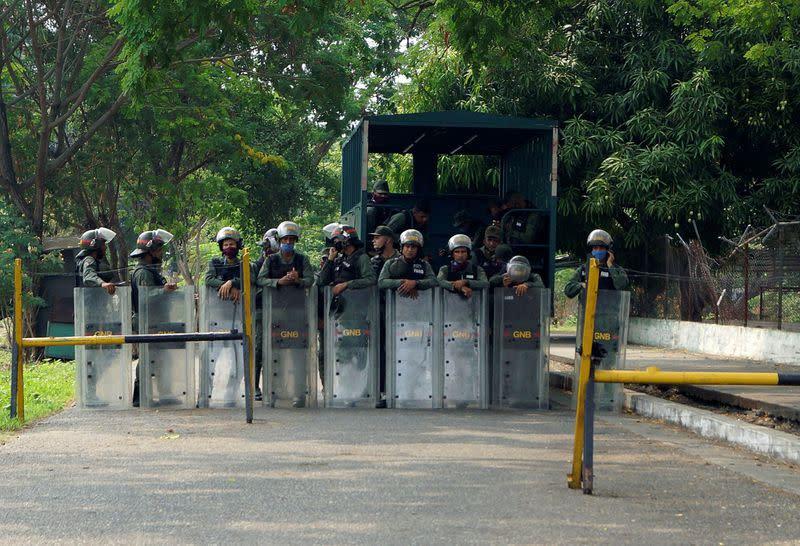 Venezuela prison riot death toll rises to 47