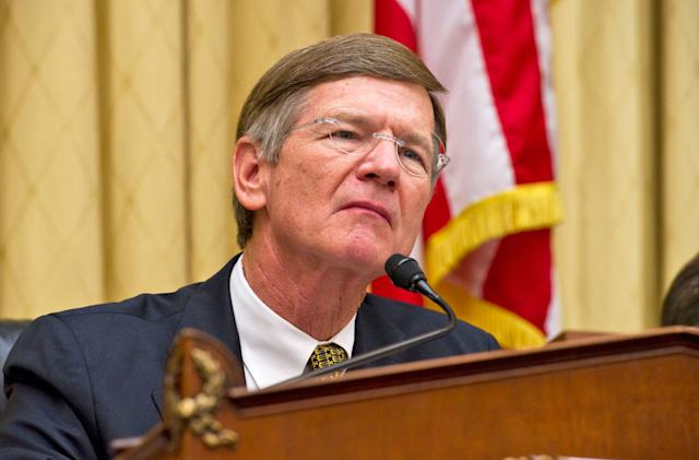 Climate change-denying House science chairman is retiring