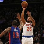 Derrick Rose Takes Meeting With Cleveland Cavaliers