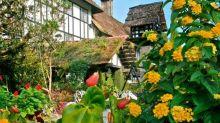 How original is the great British garden?