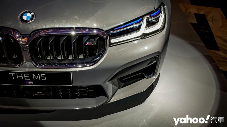 注意!紳裝暴徒來襲!2021 BMW M5、M550i與M2 CS登場! - 3