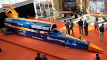 Bloodhound land speed record attempt goes into administration