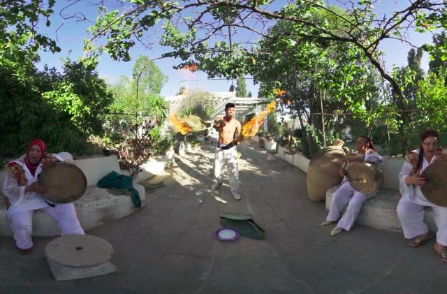 'Zikr' brings transcendental Sufi dancing to VR