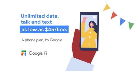 Switch to Google Fi - A phone plan by Google