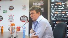 Andrés admite busca do Corinthians por novo treinador: 'O quanto antes'