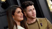 Priyanka Chopra reveals the UK lockdown has been a good thing for her marriage to Nick Jonas