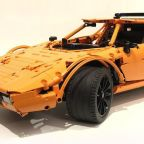 Build a Stratos Out of Your Lego GT3 RS Using This Guide