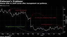 Dental Pricing Pressures Have Patterson Plunging