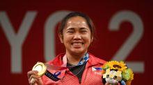 Tokyo Olympics: One astonishing lift, and Hidilyn Diaz makes golden history