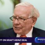 Warren Buffett says Berkshire overpaid for Kraft, but not Heinz