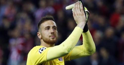 Foot - C1 - Vidéo : le triple arrêt de Jan Oblak, le gardien de l'Atlético de Madrid