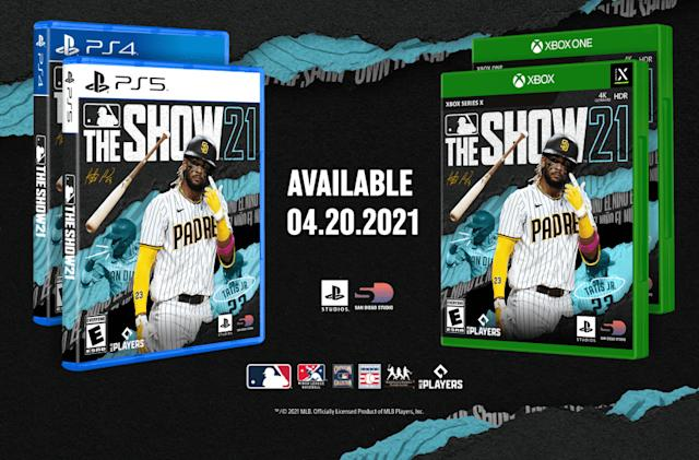 Sony's MLB The Show comes to Xbox for the first time on April 20th