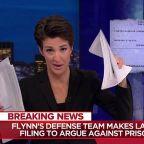 Flynn asks for no jail time, cites FBI not warning him not to lie