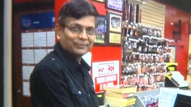 Slain store clerk's family runs into legal snag