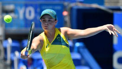 Tênis: Ashleigh Barty, número 1 do mundo, é eliminada dos Jogos de Tóquio
