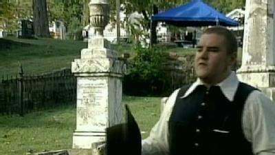 Cemetery Hosts 'Tales From The Crypt' Fundraiser