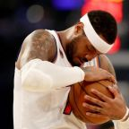 No, seriously, you guys, Carmelo Anthony is ready to not be a Knick anymore