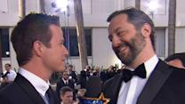 Golden Globes 2013: Judd Apatow - Season 2 Of Girls Is 'Shocking'