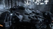 UPDATE: Here's the Official New Batmobile