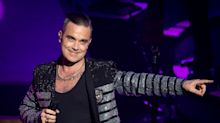 Robbie Williams reveals 'Angels' hit is inspired by his connection with ghosts