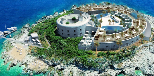 Would You Stay at This Former Concentration Camp Turned Luxury Resort?