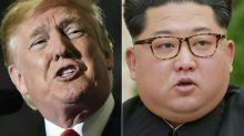Asia markets dive as Trump sparks N.Korea, trade worries
