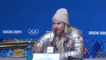 American snowboarder wins first Sochi gold