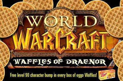 The Queue: Waffles of Draenor