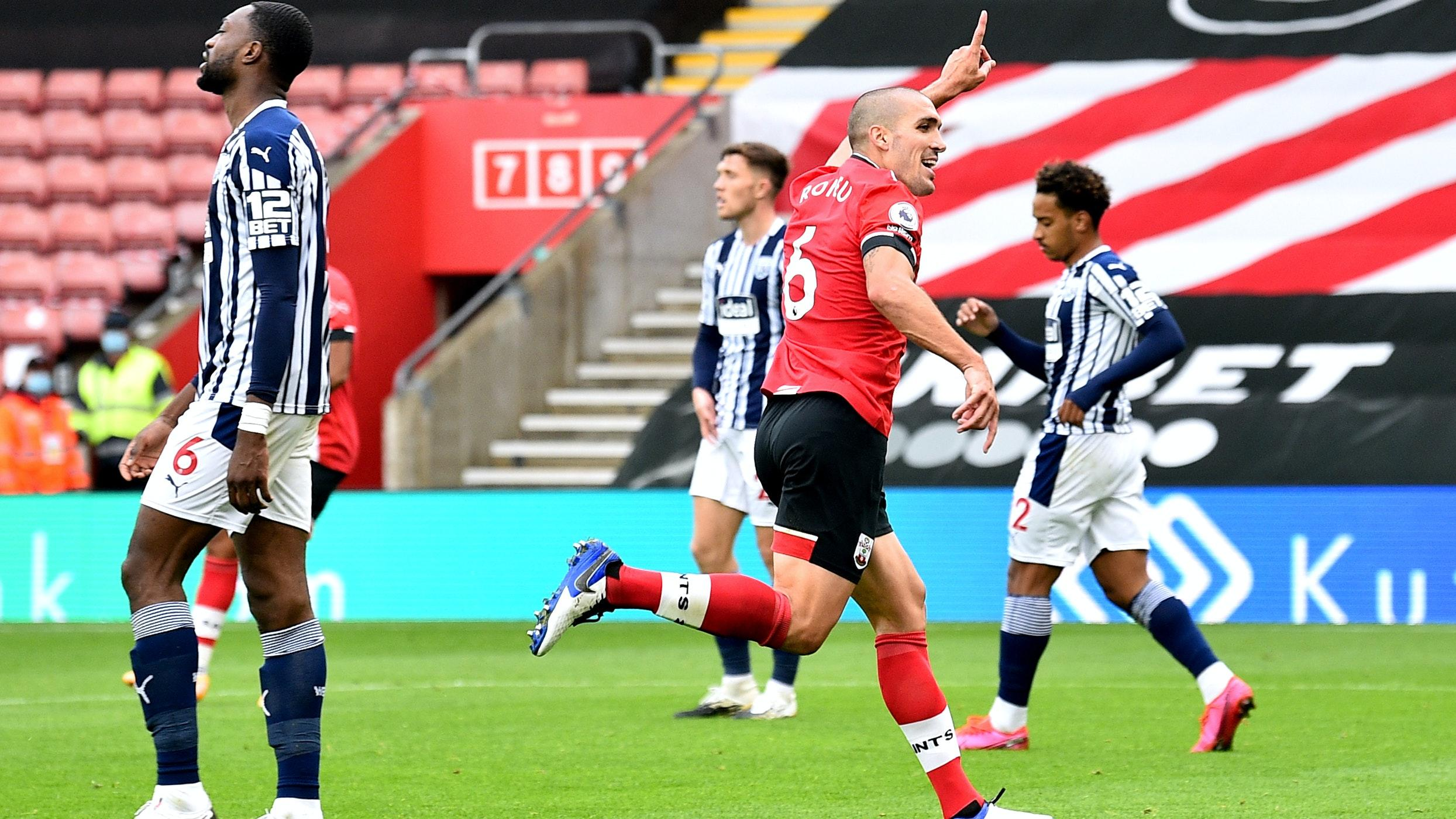Southampton Ease To Win Over West Brom And Confirm Ibrahima Diallo Deal