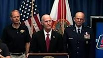Scott: 'We know how to deal with hurricanes'