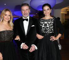 John Travolta dances with daughter Ella 'in memory' of late wife Kelly Preston