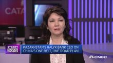 Kazakhstan's Halyk Bank CEO on China's One Belt, One Road...
