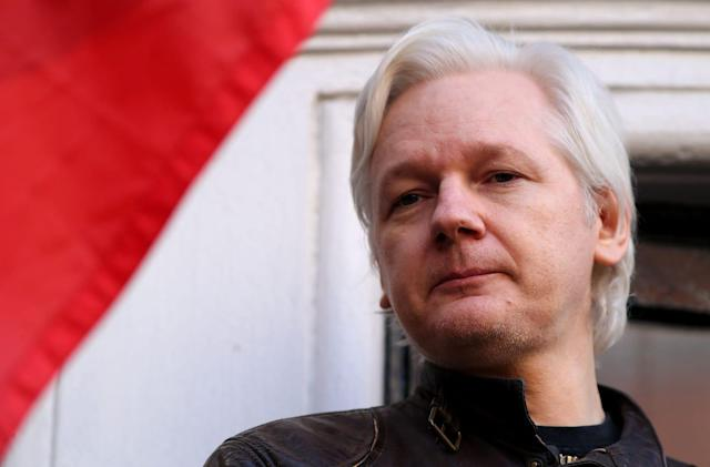 WikiLeaks claims Ecuadorian Embassy is spying on Assange