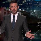 Jimmy Kimmel slams Trump, 'jackhole' FCC head for net neutrality repeal
