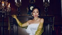 Kristal Tin mum on rumours of contract with Louis Koo's company