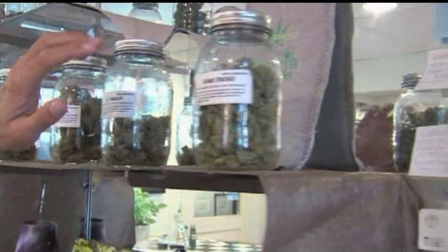 Mayor Voices Support For Persecuted Medical Marijuana Patient