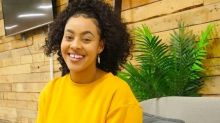 This 20-year-old homeless woman just got her first job in a supermarket